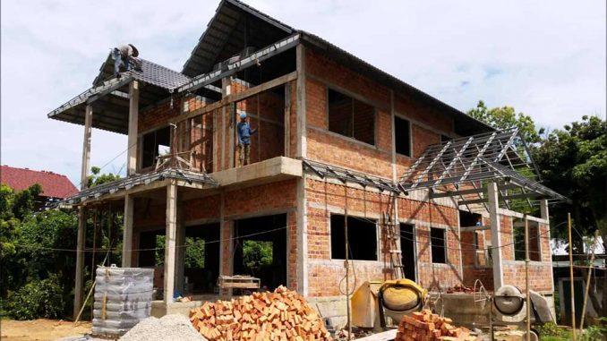 การสร้างบ้านใหม่มีขั้นตอนอย่างไรบ้าง |  รวบรวมเรื่องราวเกี่ยวกับที่อยู่อาศัยอย่างละเอียด
